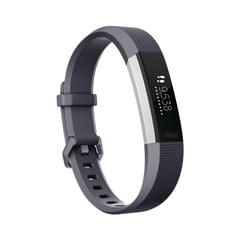 fitbit ALTA HR blue gray Large